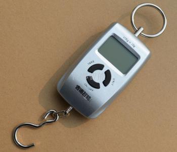 小型电子秤高精度便携式快递秤
