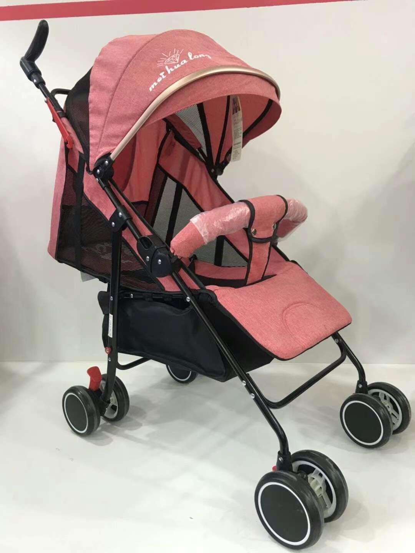 婴儿推车折叠婴儿推车简易便携宝宝儿童车婴儿手推车可坐可躺婴儿车