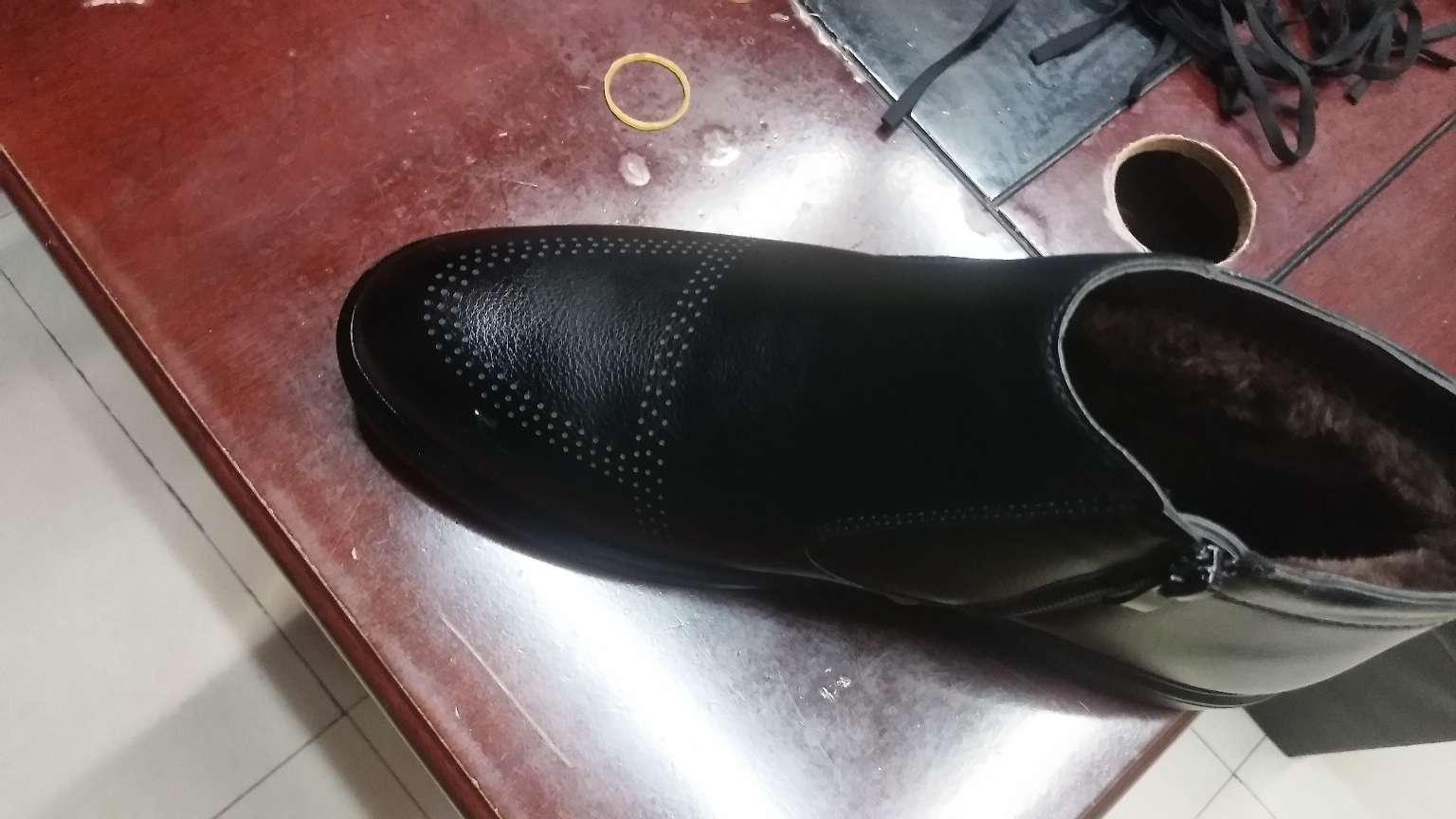 雪地棉靴0