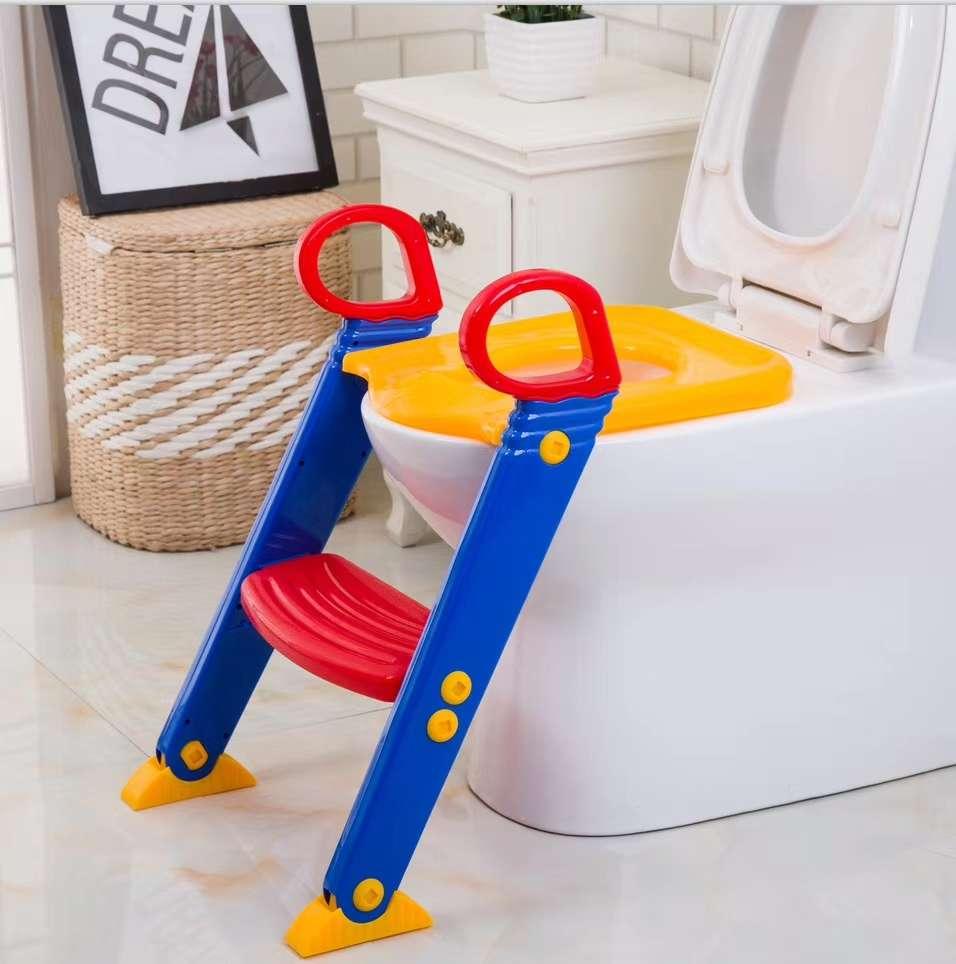 马桶梯儿童阶梯式坐便器儿童座便器小孩马桶梯