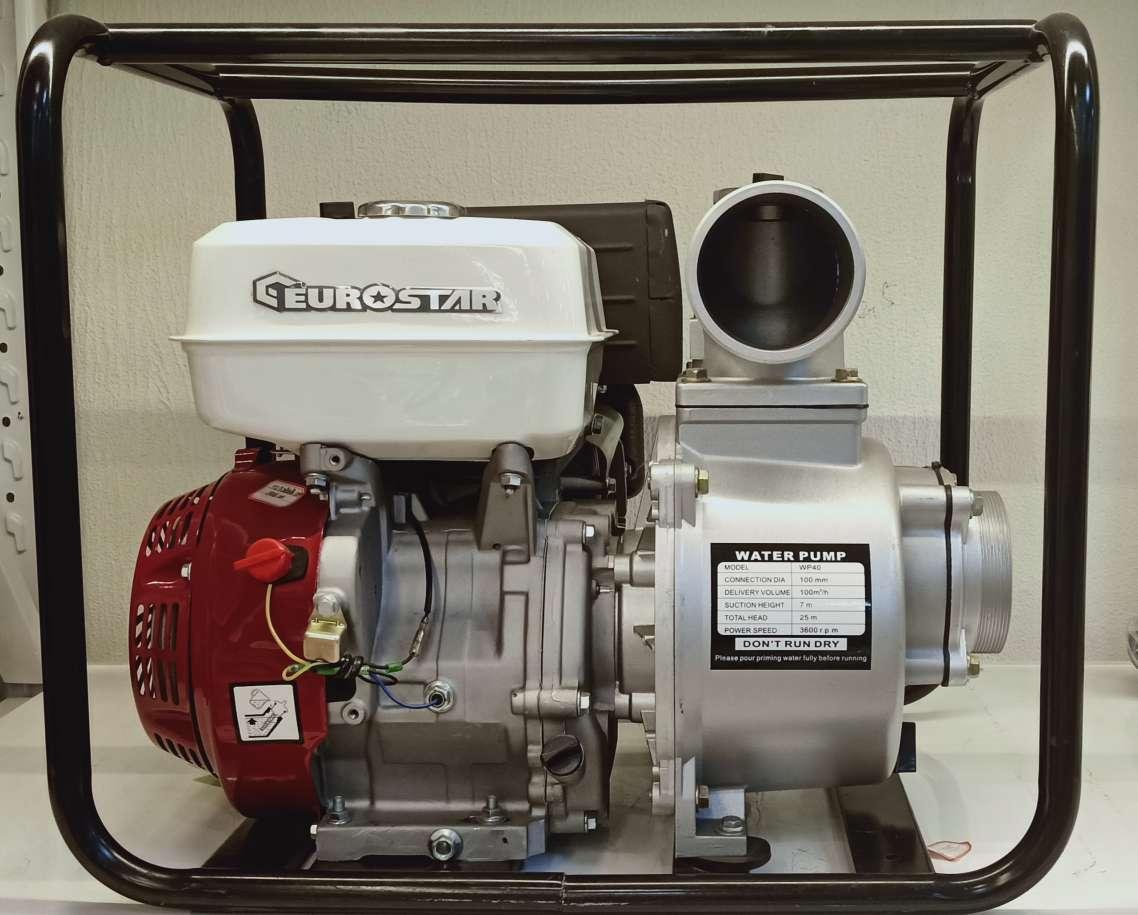 EUROSTAR 3寸汽油水泵