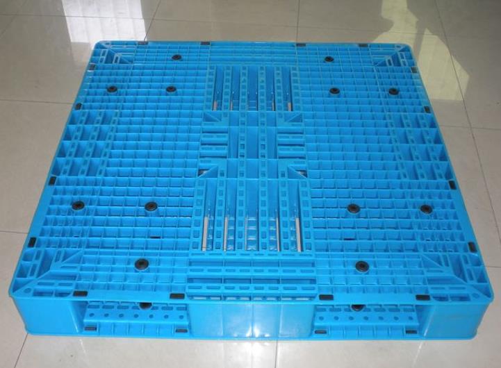 全新料双面网格塑料托盘载重2吨120*100