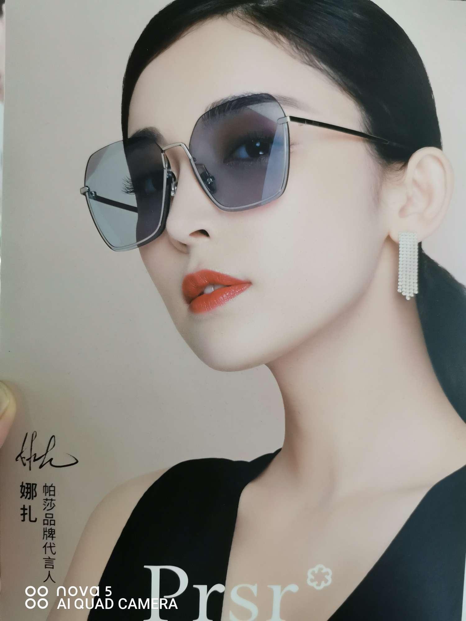 帕莎眼镜,太阳镜