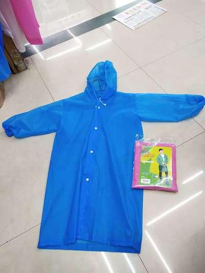EVA儿童雨衣