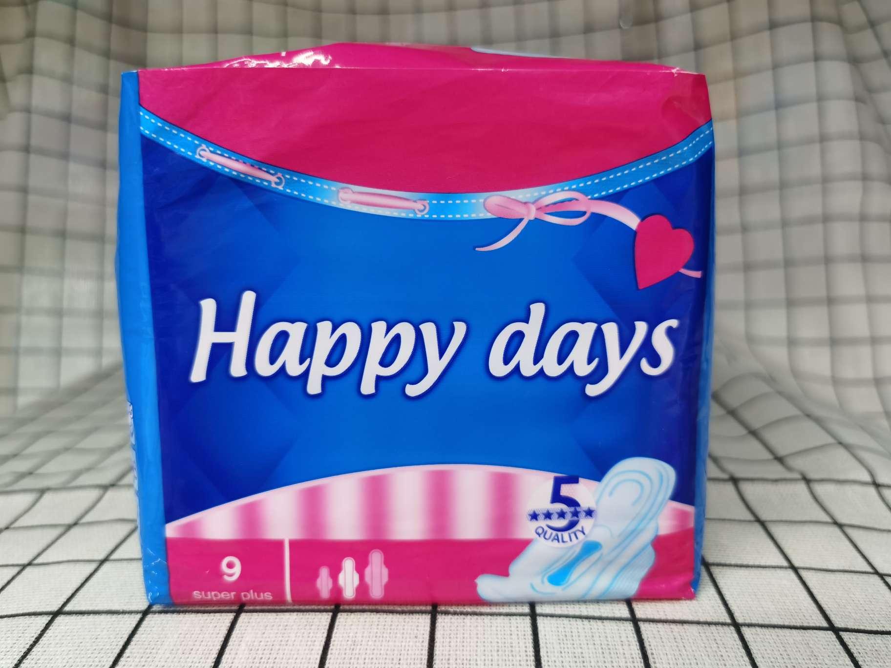 happy days napkin