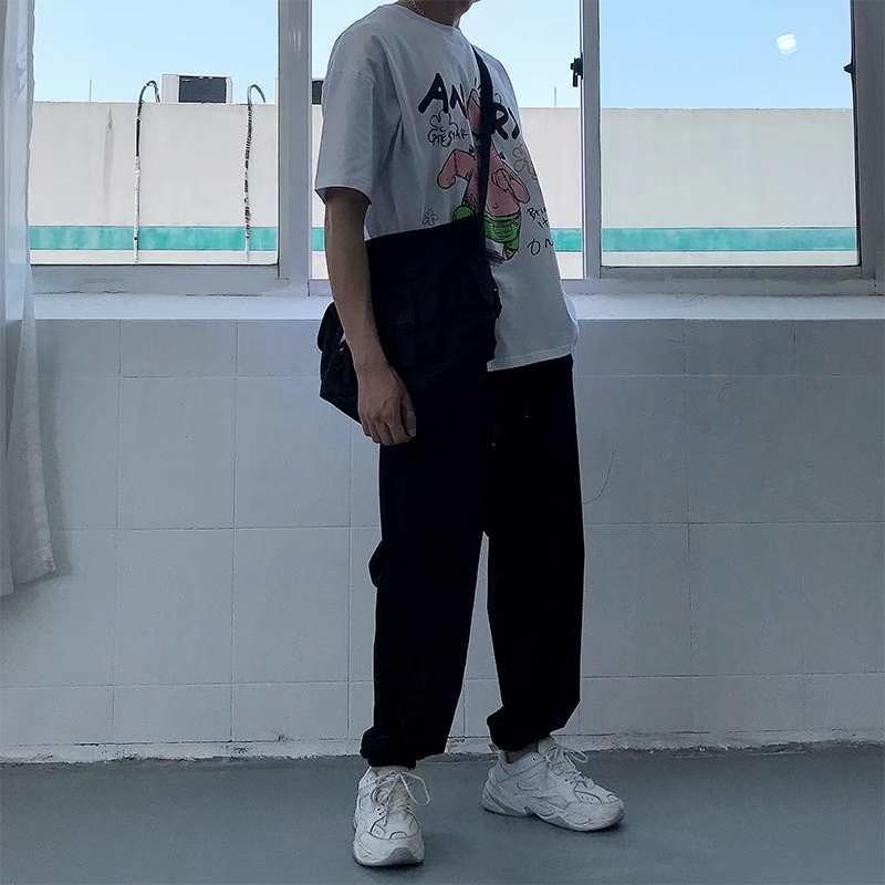 黑色裤子*