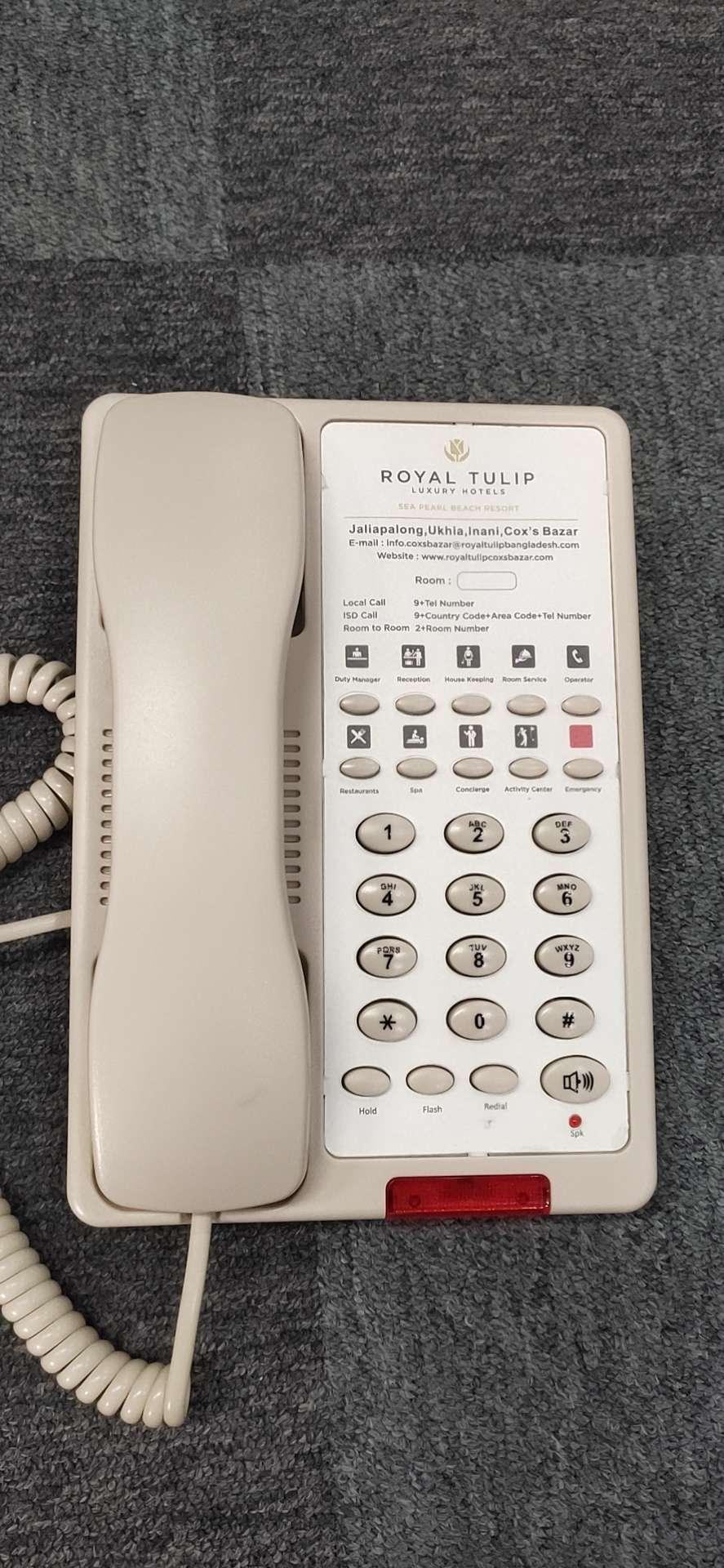 工厂直销星级酒店客房商务办公酒店电话机
