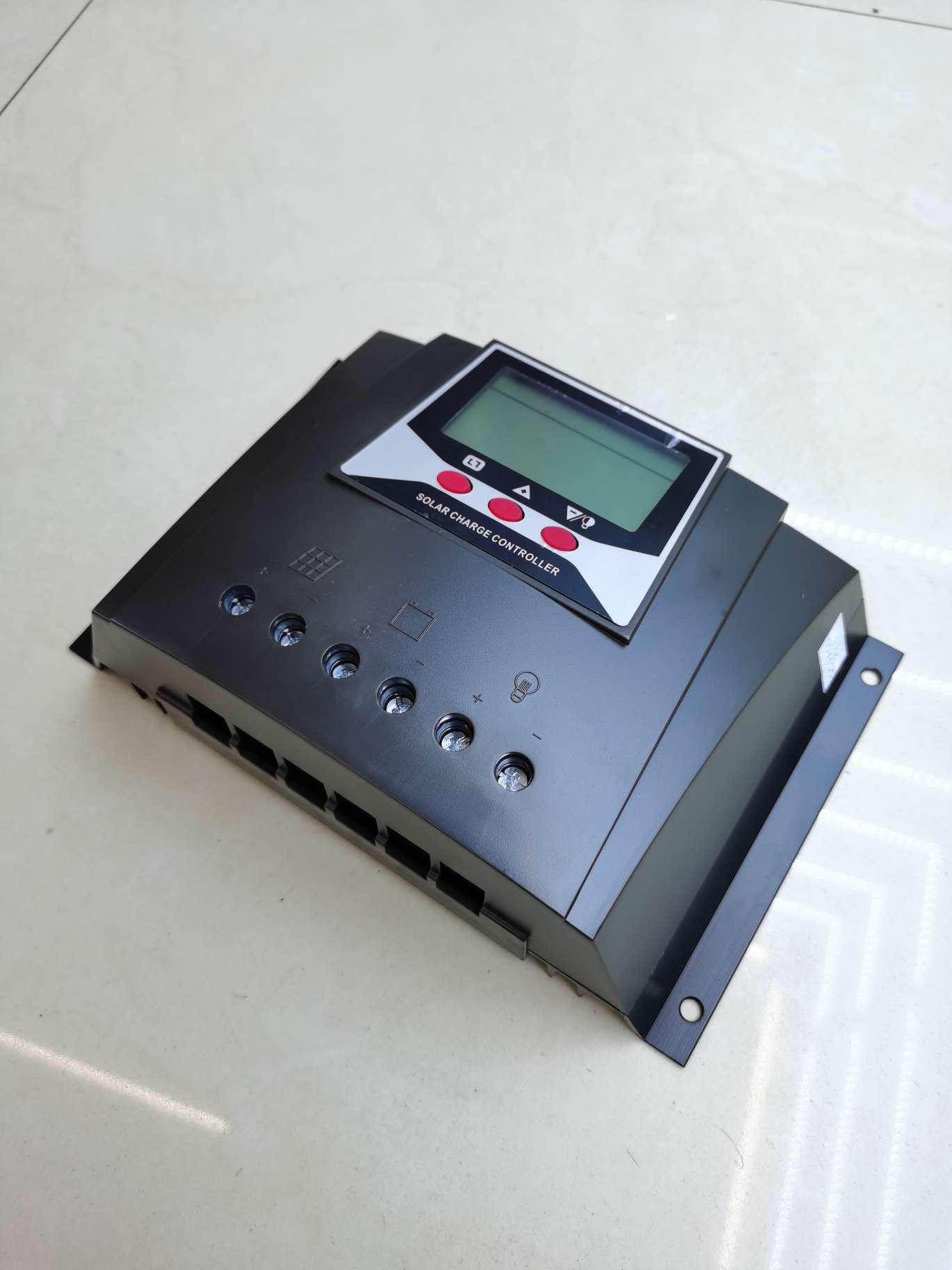 太阳能充电控制器50A 12v-24v