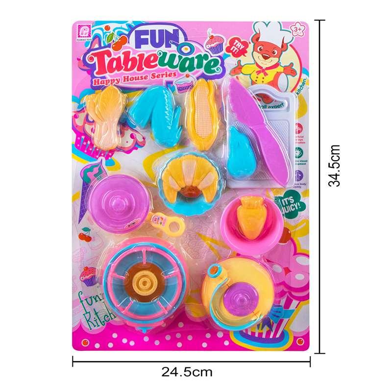 女孩玩具       餐具      过家家