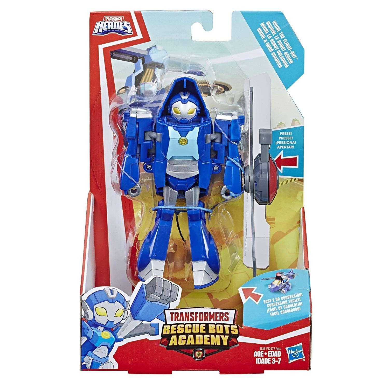 Transformers Rescue Bots变形金刚救援机器人 救援学堂系列