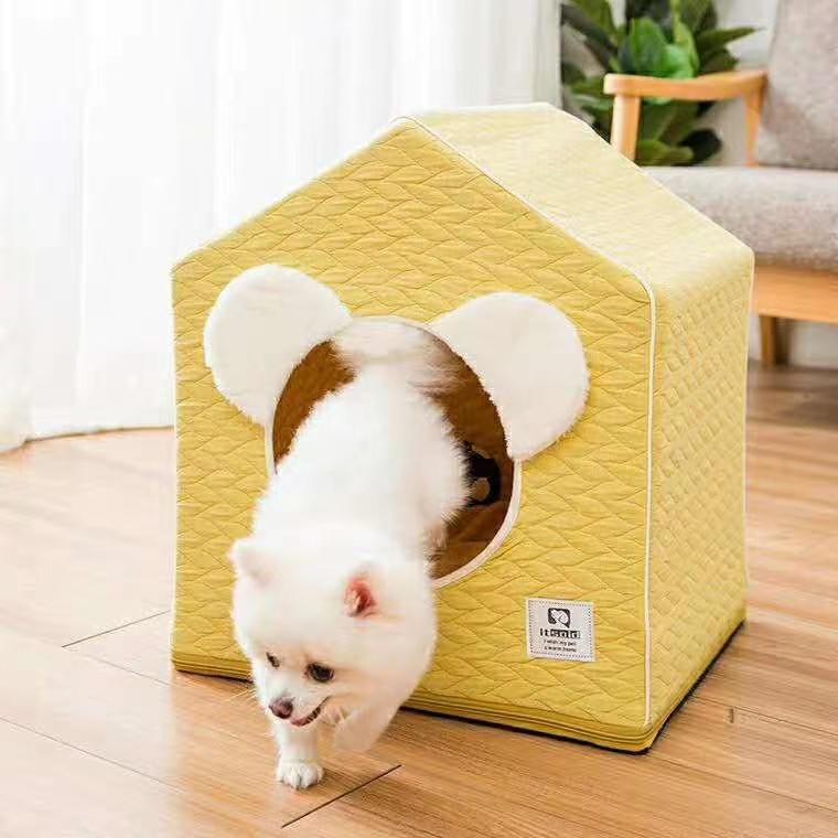 宠物宝宝新窝来啦!造型设计非常好!