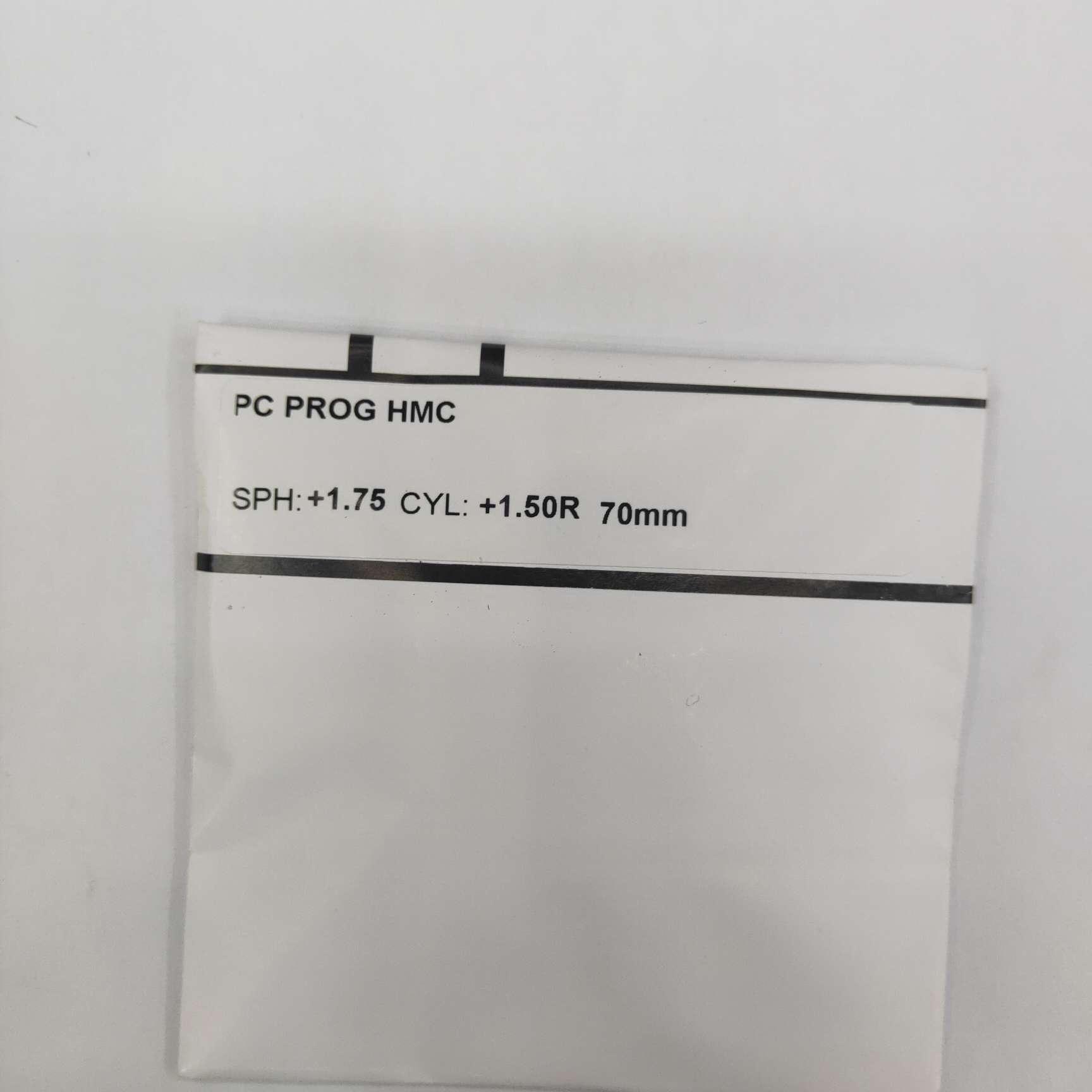 1.59PC加膜渐进片