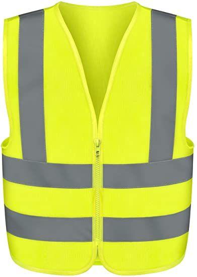 厂家直销品质优良各种款色反光衣。