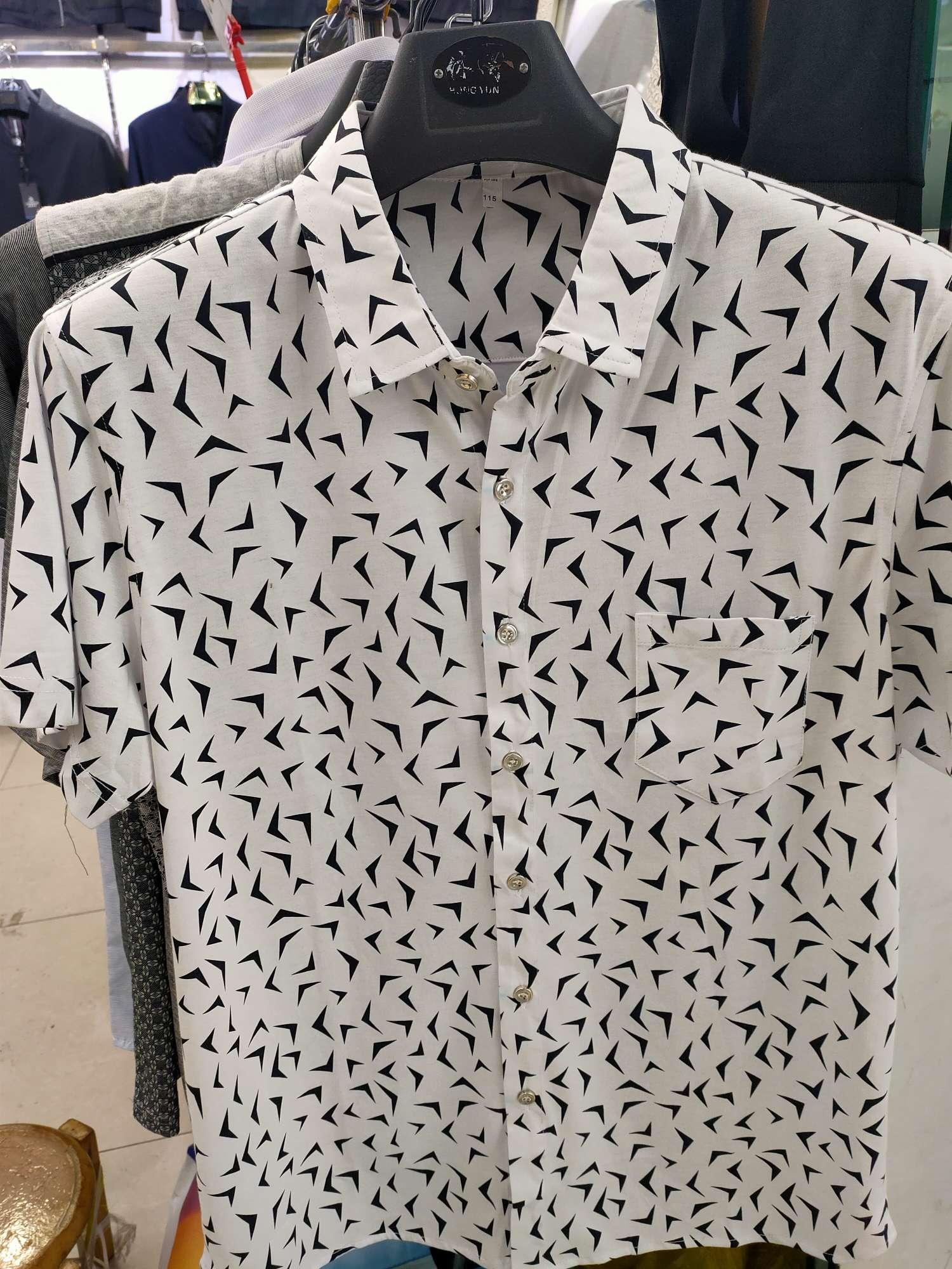 经典男士时尚短袖,丝光棉商务男装夏季短袖特价冲量款1136