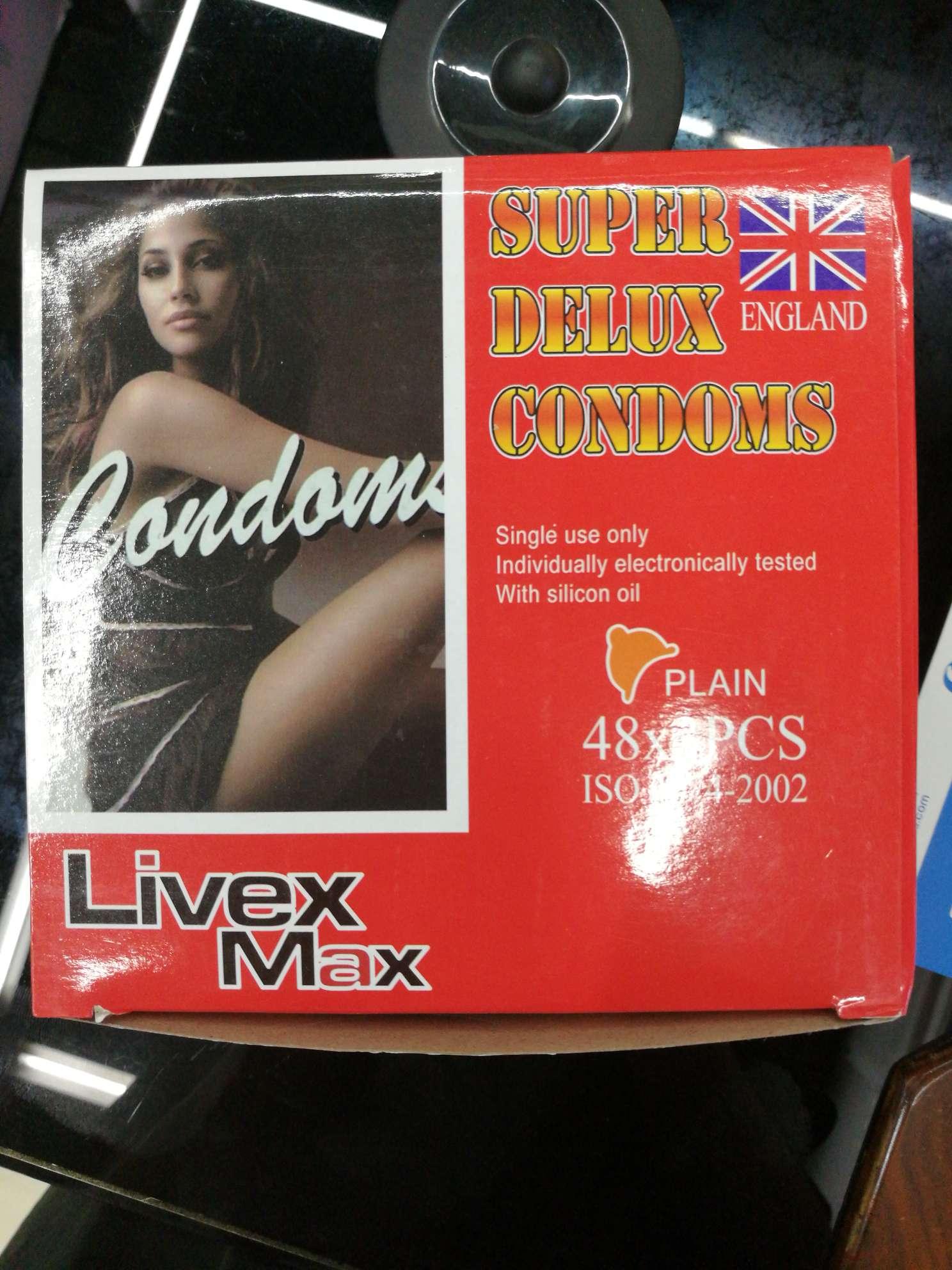 避孕套计生用品