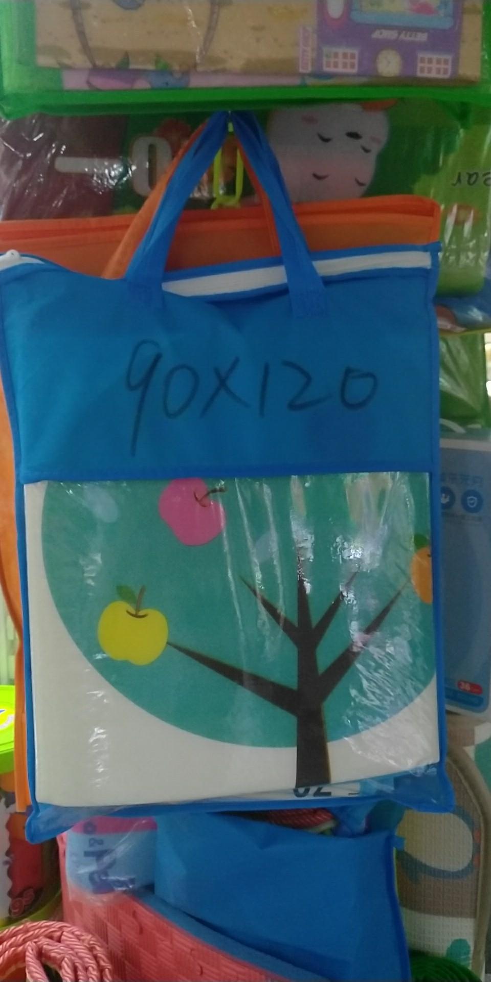 儿童环保防潮垫泡沫地垫野餐垫游戏毯防光垫