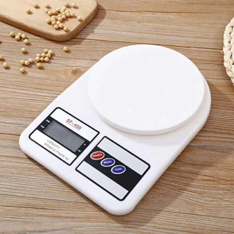 义乌好货 家用食品电子秤高精度厨房电子称厨房秤烘焙秤食品秤10kg克重秤