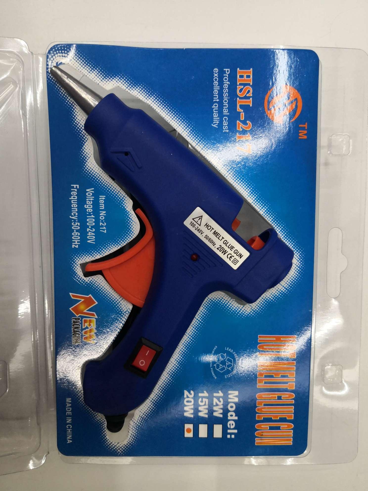 DIY手工制作工具热熔小胶枪20W用7MM小胶条