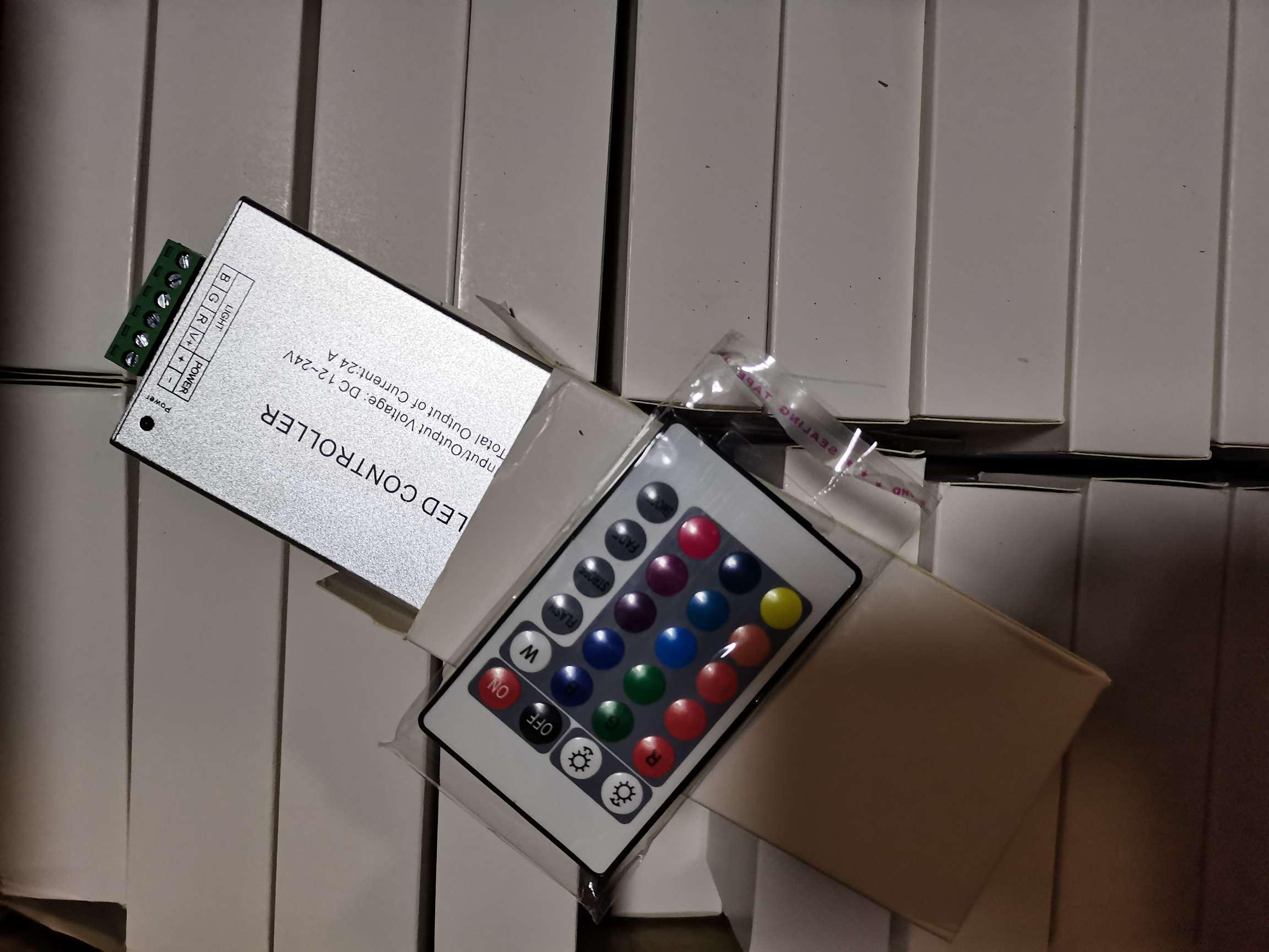 LED灯控制器 遥控器