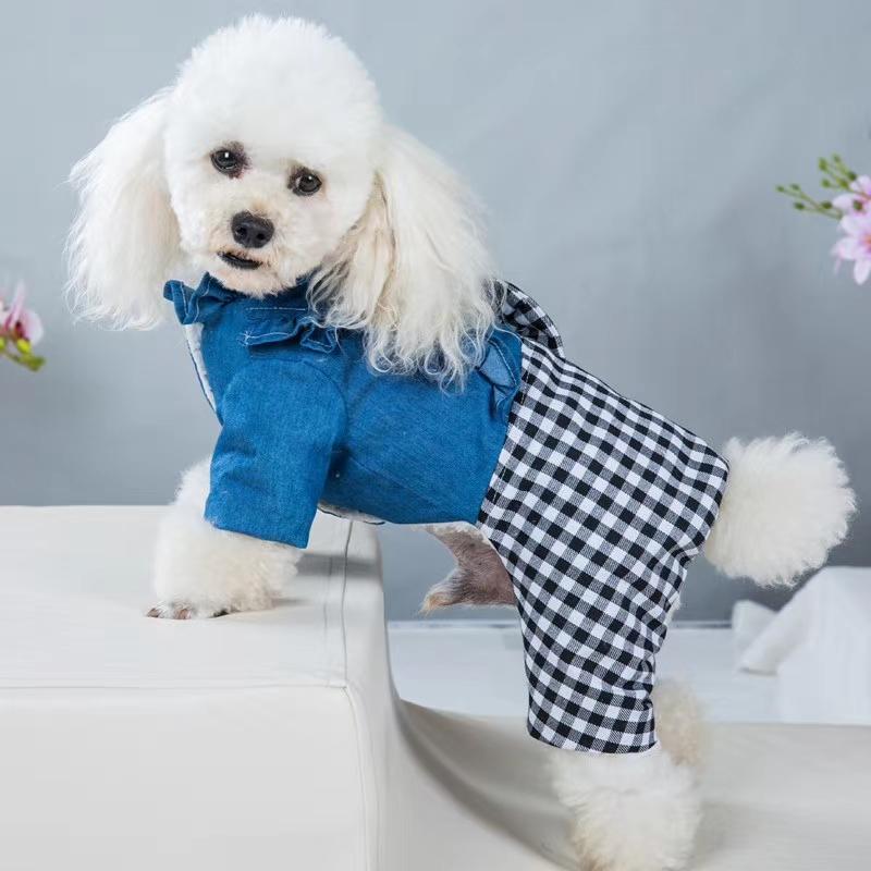 宠物宝宝们秋衣秋裤!天气转凉啦!各位老板开始抢货咯!没有订货的抓紧是时间啦