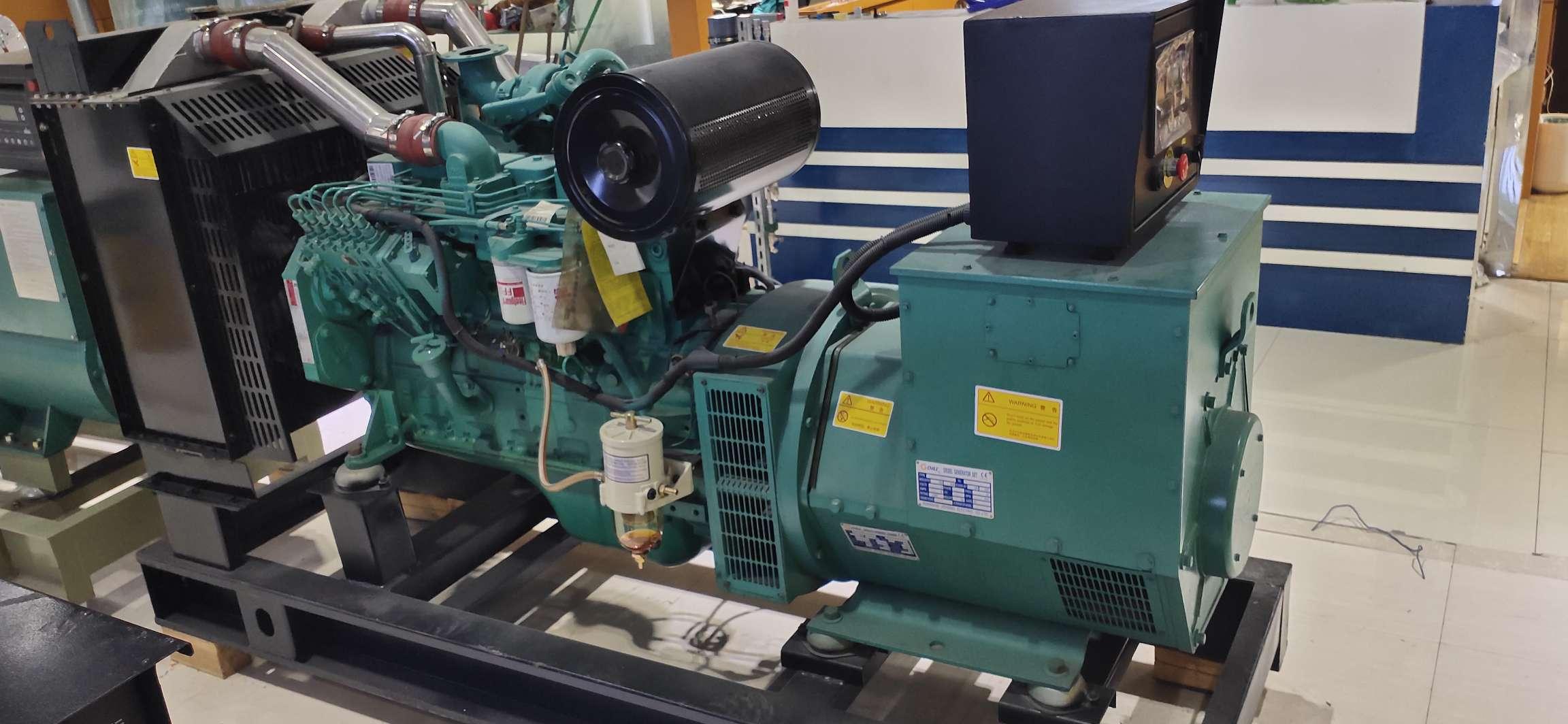 进口康明斯柴油机组WT-274G型  150KW