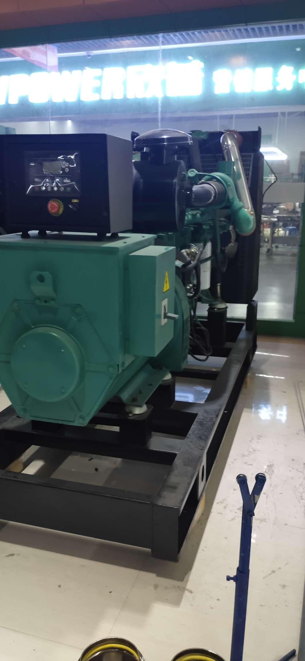 潍坊R6105AZLD 型 100KW柴油发电机组