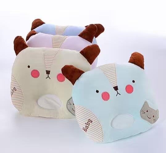 婴儿小猫定型枕