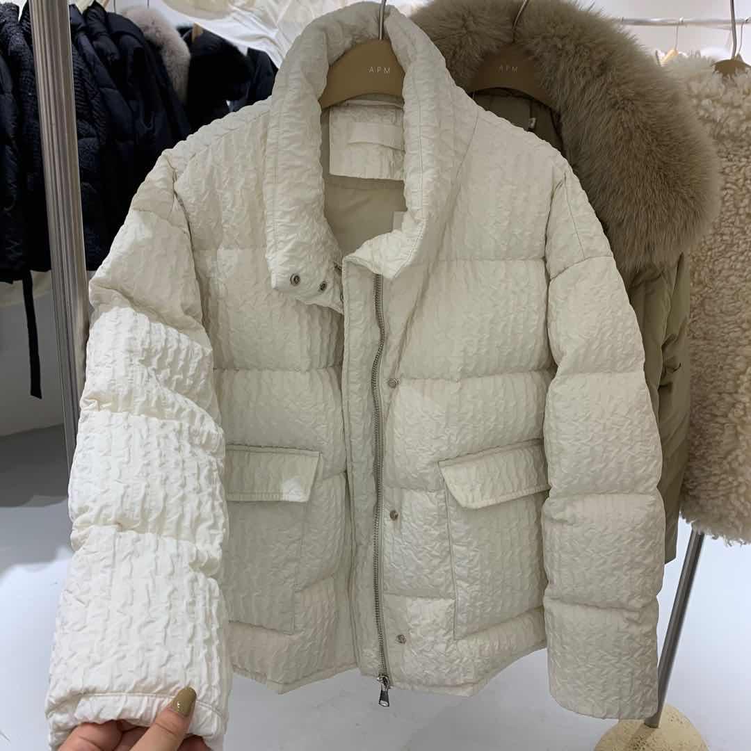 2020冬季新款短款羽绒服外套百搭