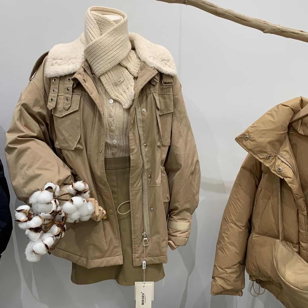 2020冬季最新款外套百搭时尚流行