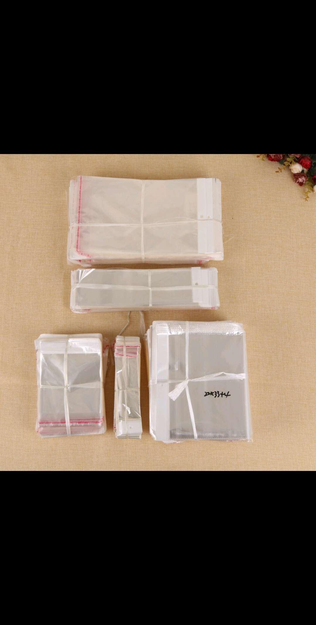 多种规格白卡头 包装