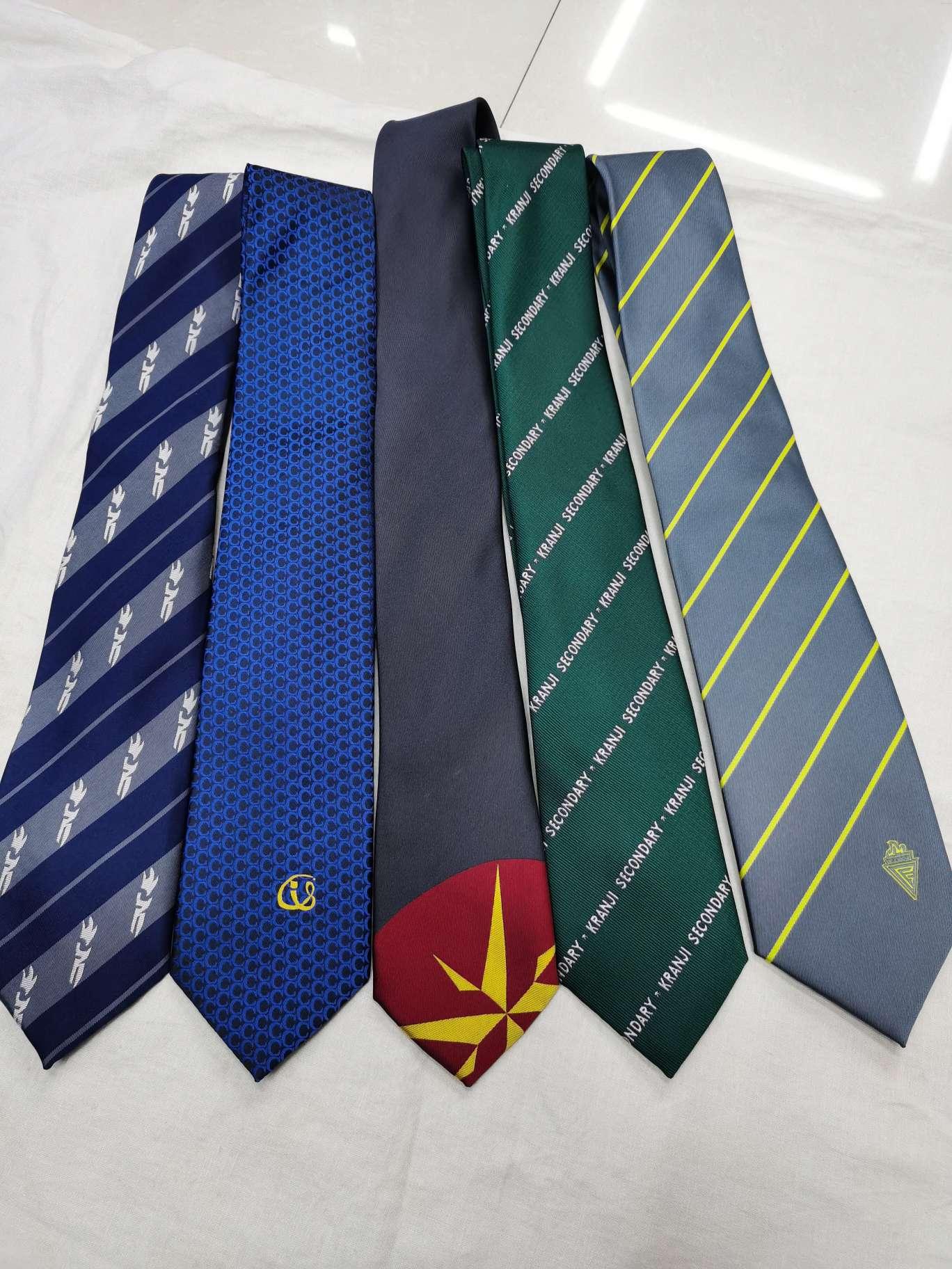 Logo领带,定位标记
