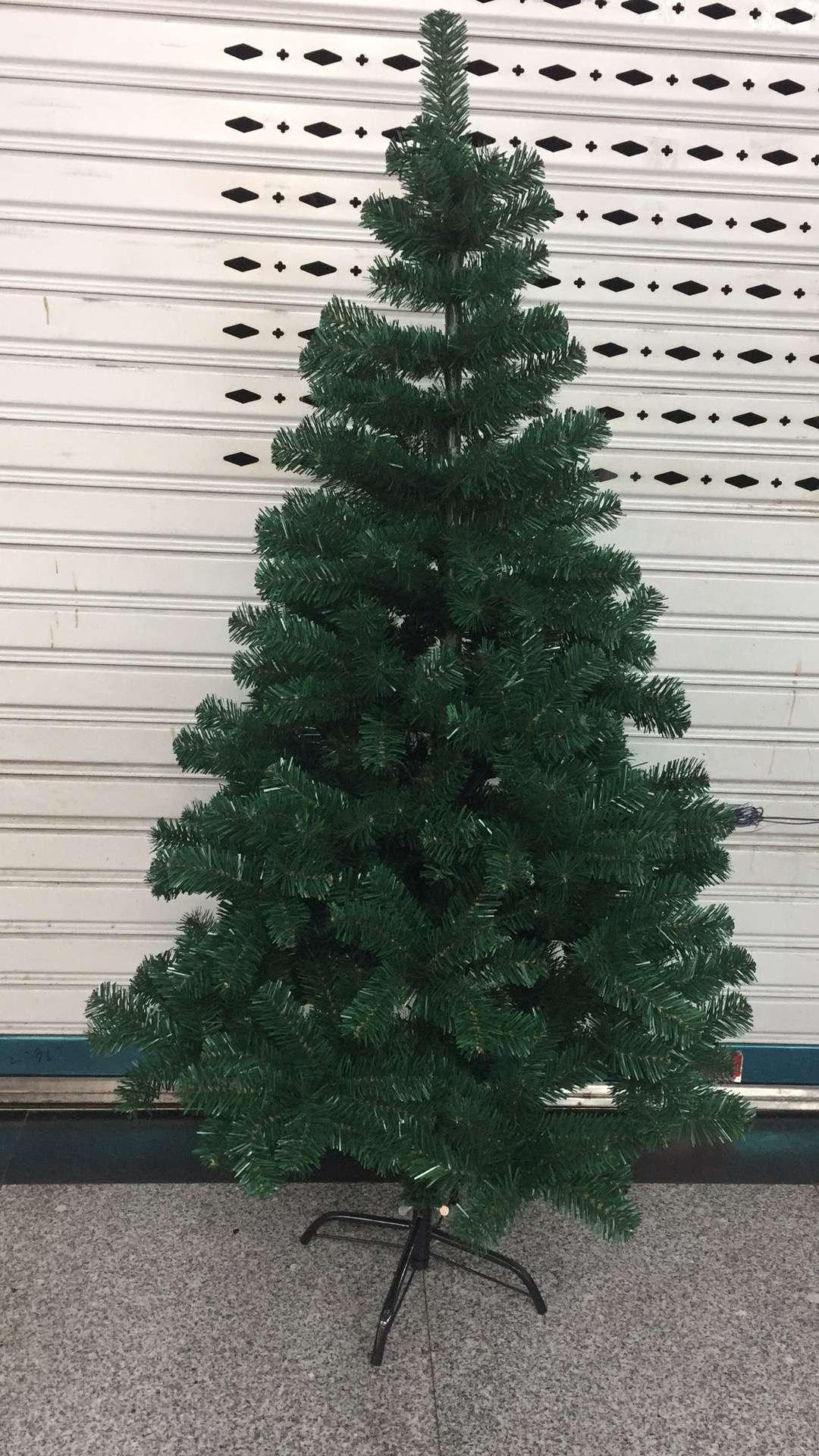 普通1.5米圣诞树