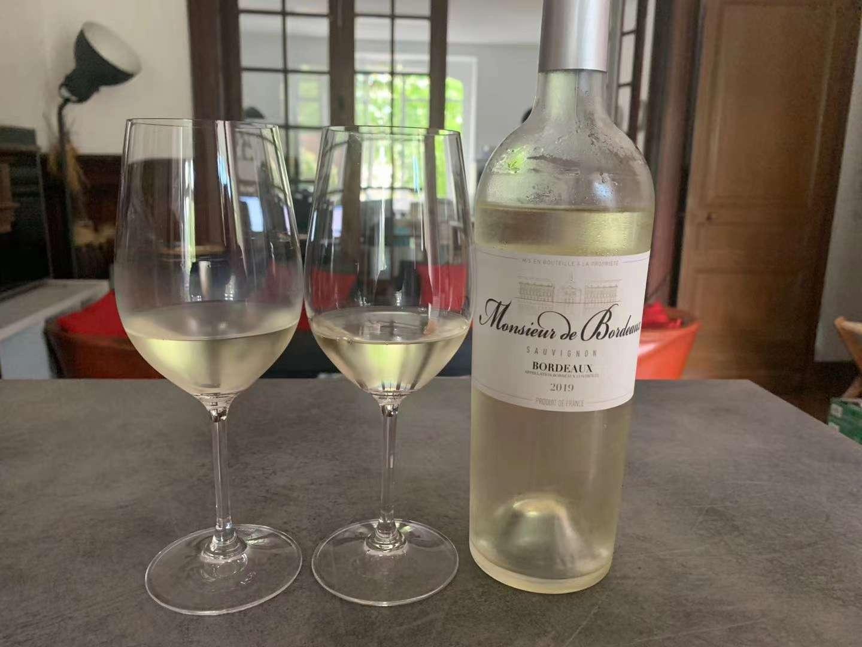 波尔多先生干白葡萄酒