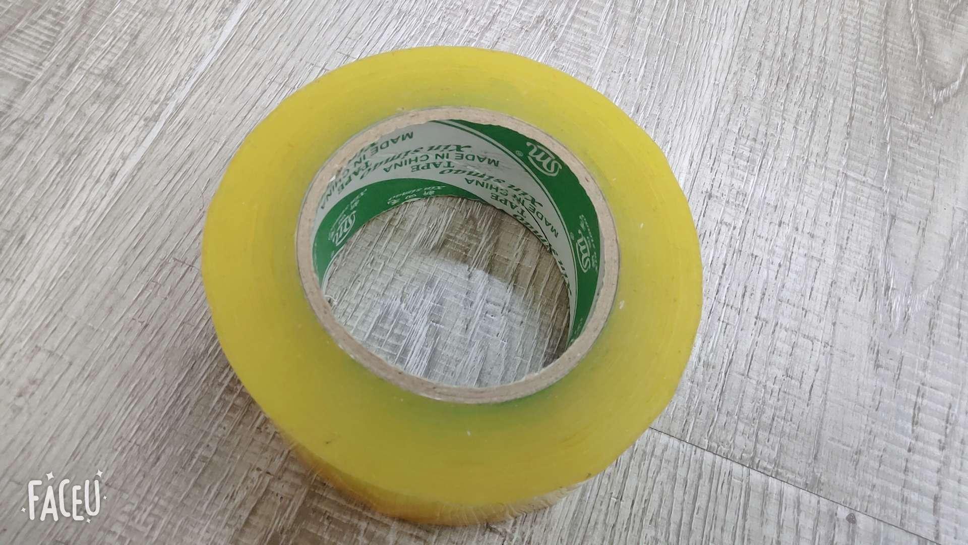 透明胶带淘宝胶带快递胶带封箱专用