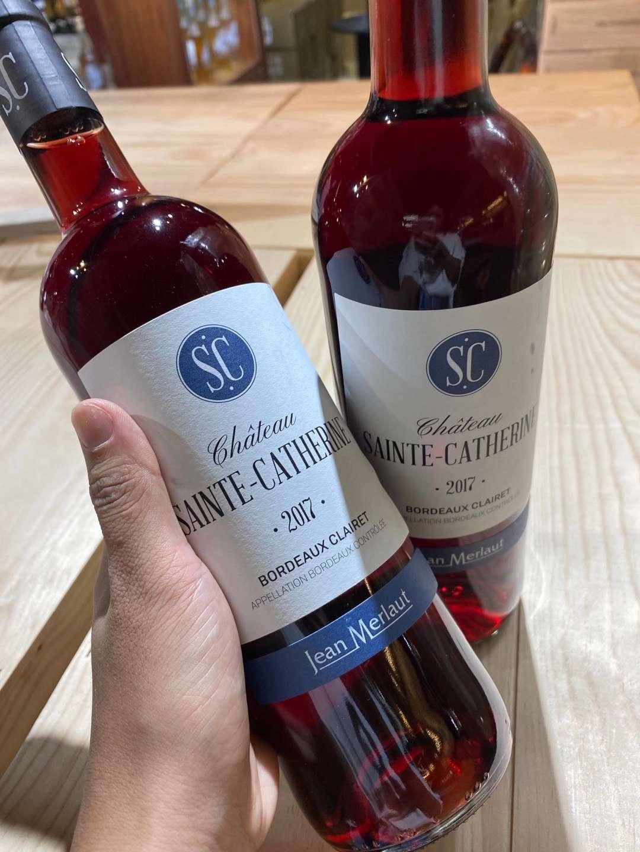 圣凯瑟琳淡红葡萄酒