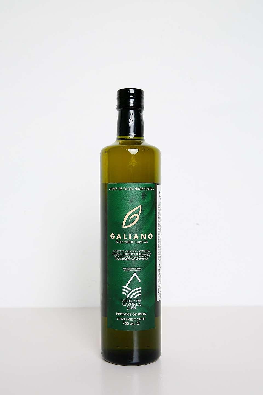 加利诺PDO特级初榨橄榄油750ml*2瓶