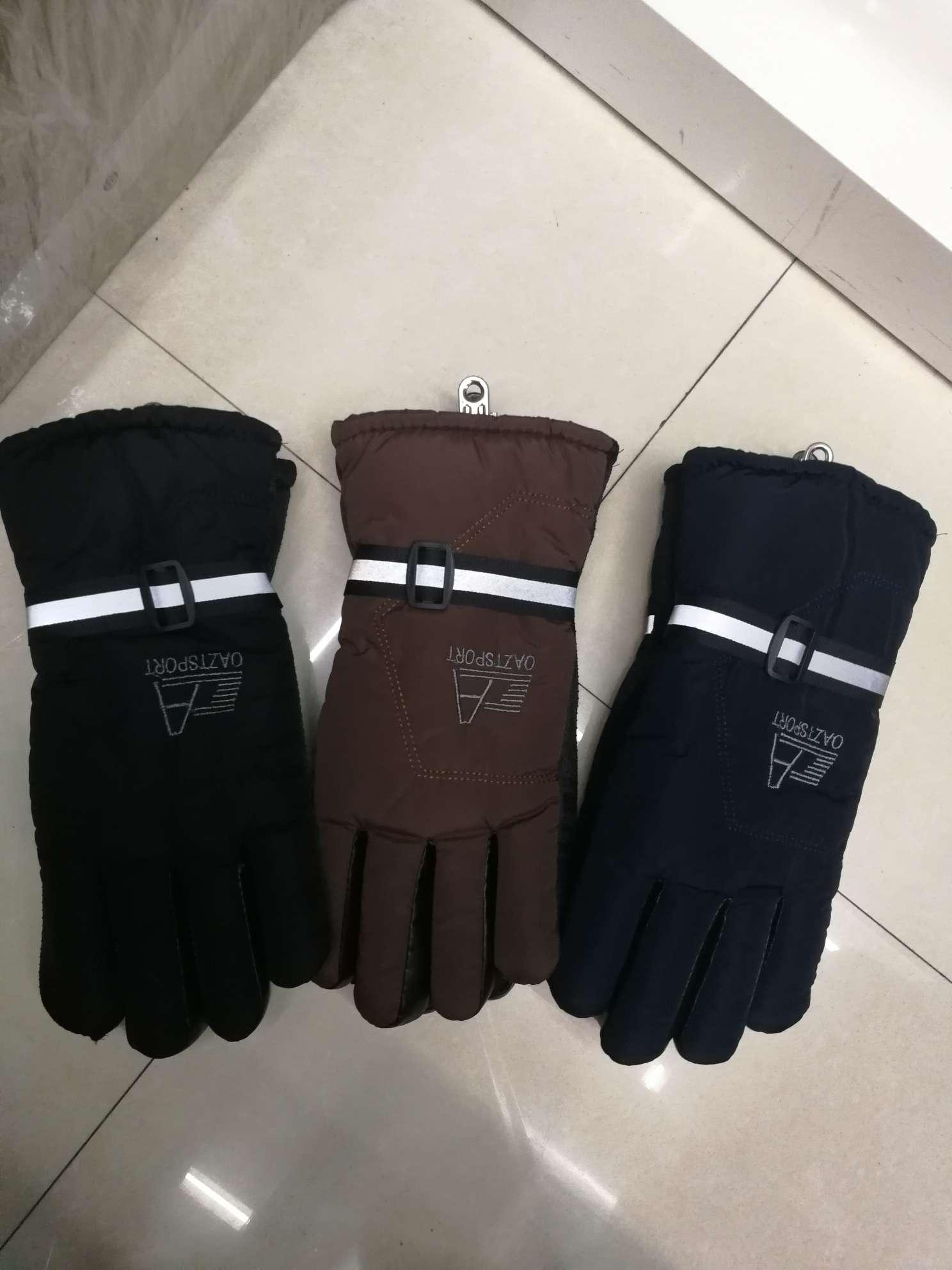 冬季防风防水保暖手套