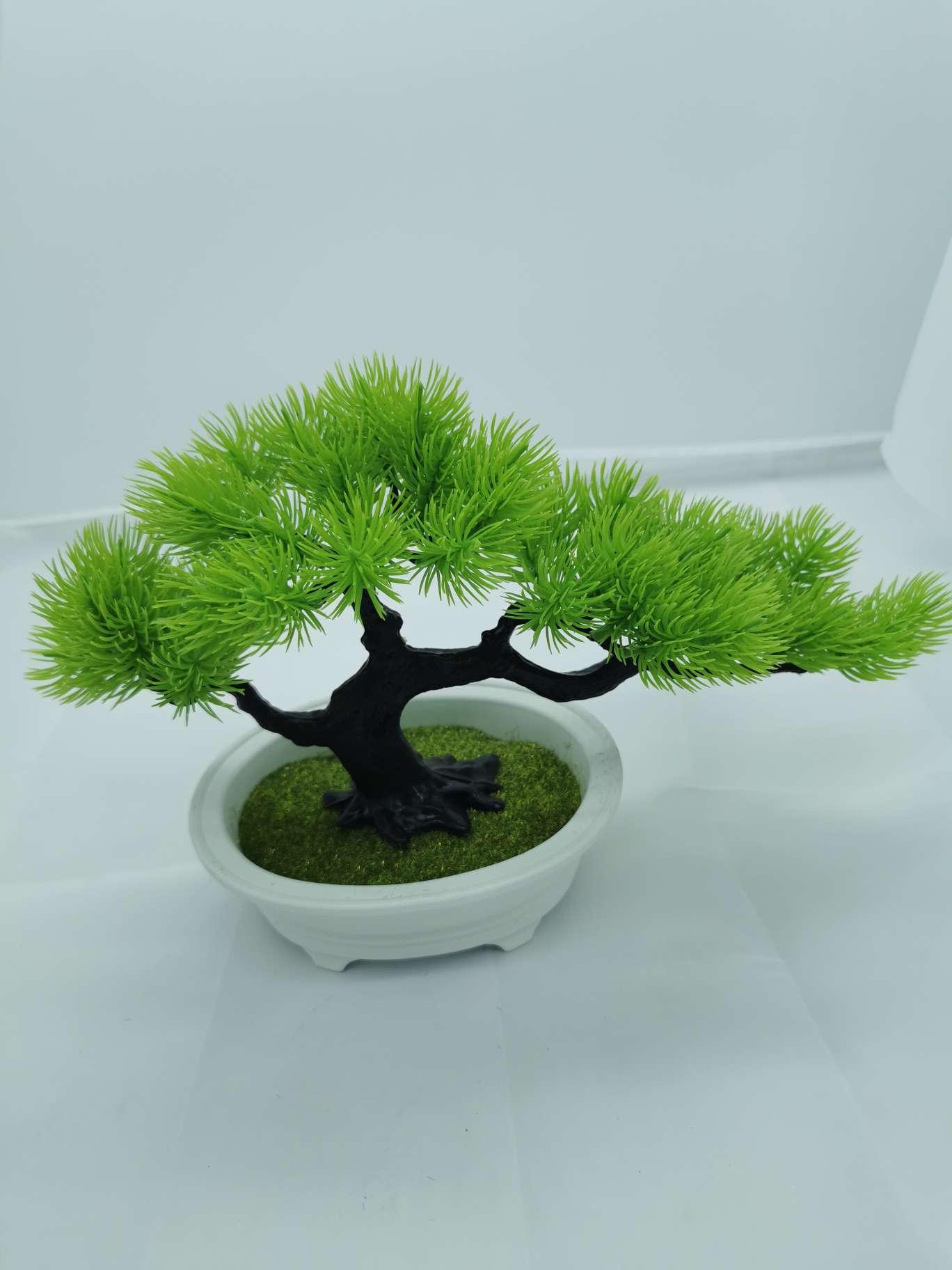 ad006盆景办公仿真植物家居工艺品室内装饰人造植物盆栽