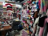 缘和饰品铺料的店铺
