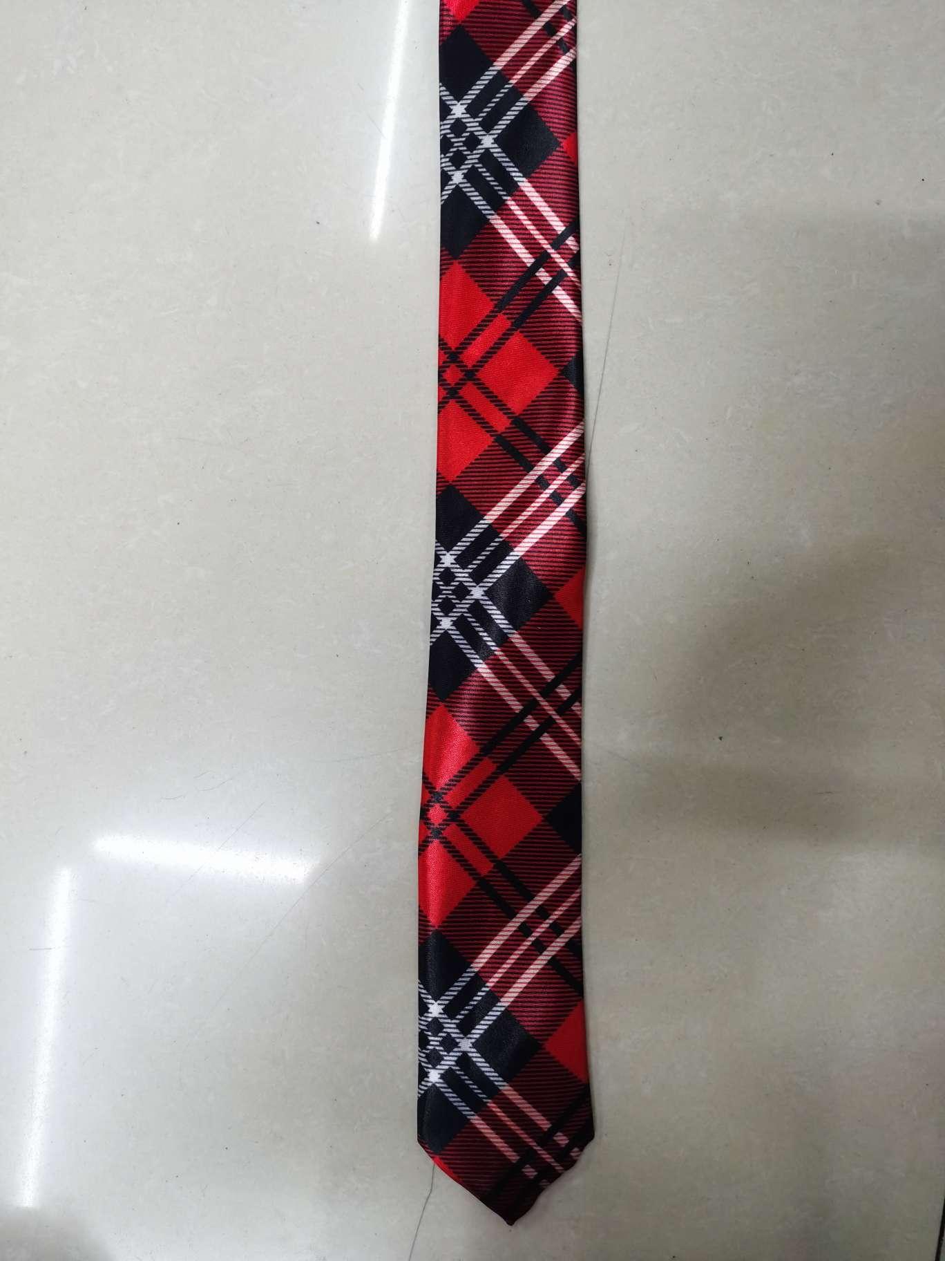 苏兰格印花领带