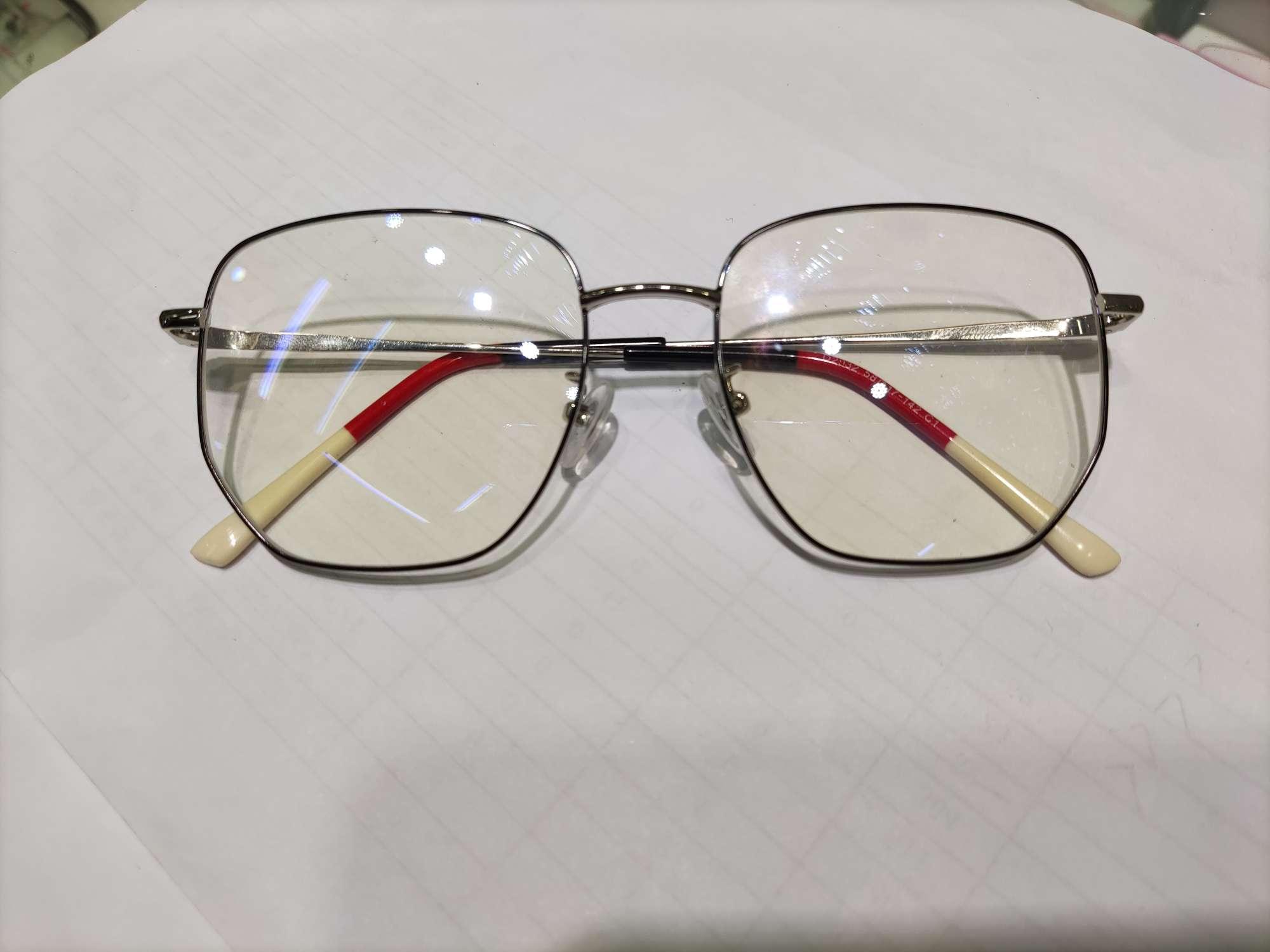 细框拼接大框方框学生近视眼镜近视镜金属架眼镜架度数可配立等可取