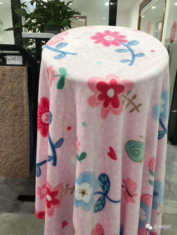 水晶绒毛毯8