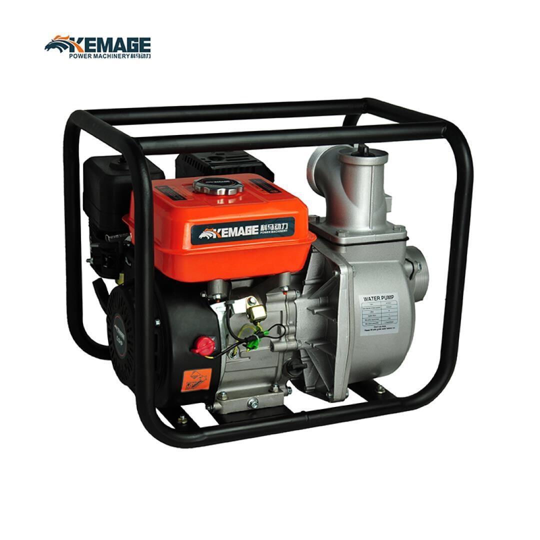3寸科马汽油机水泵