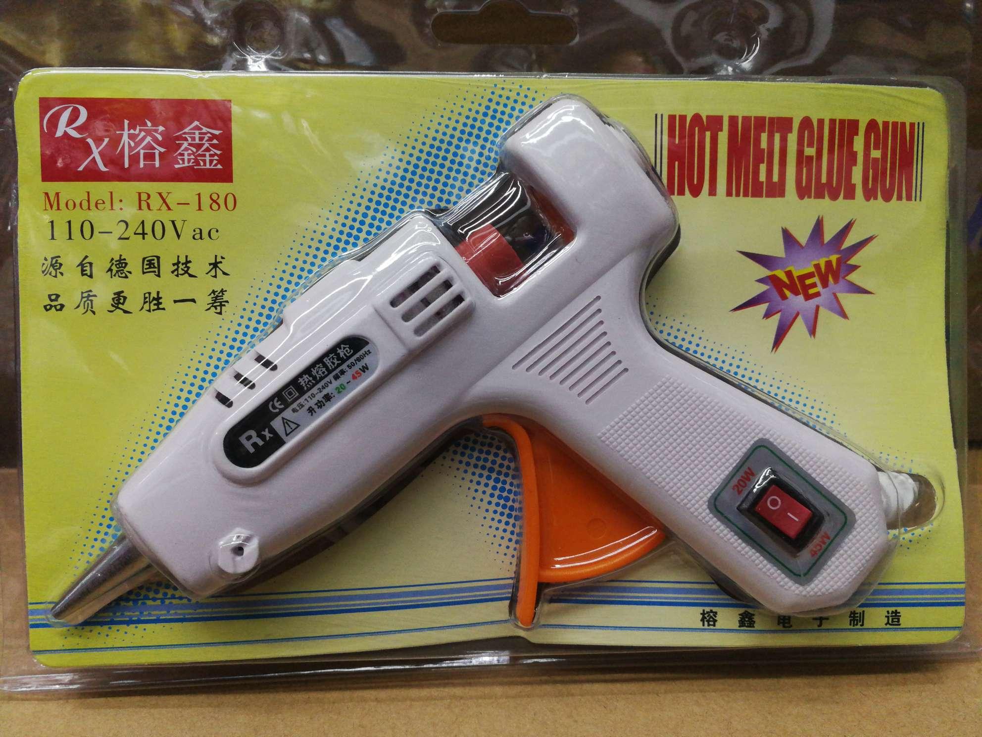 榕鑫RⅩ-180胶枪,20w~45w可调温