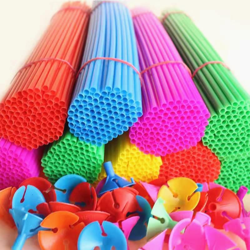 厂家直销、气球拖杆、气球配件广告气球专用托杆