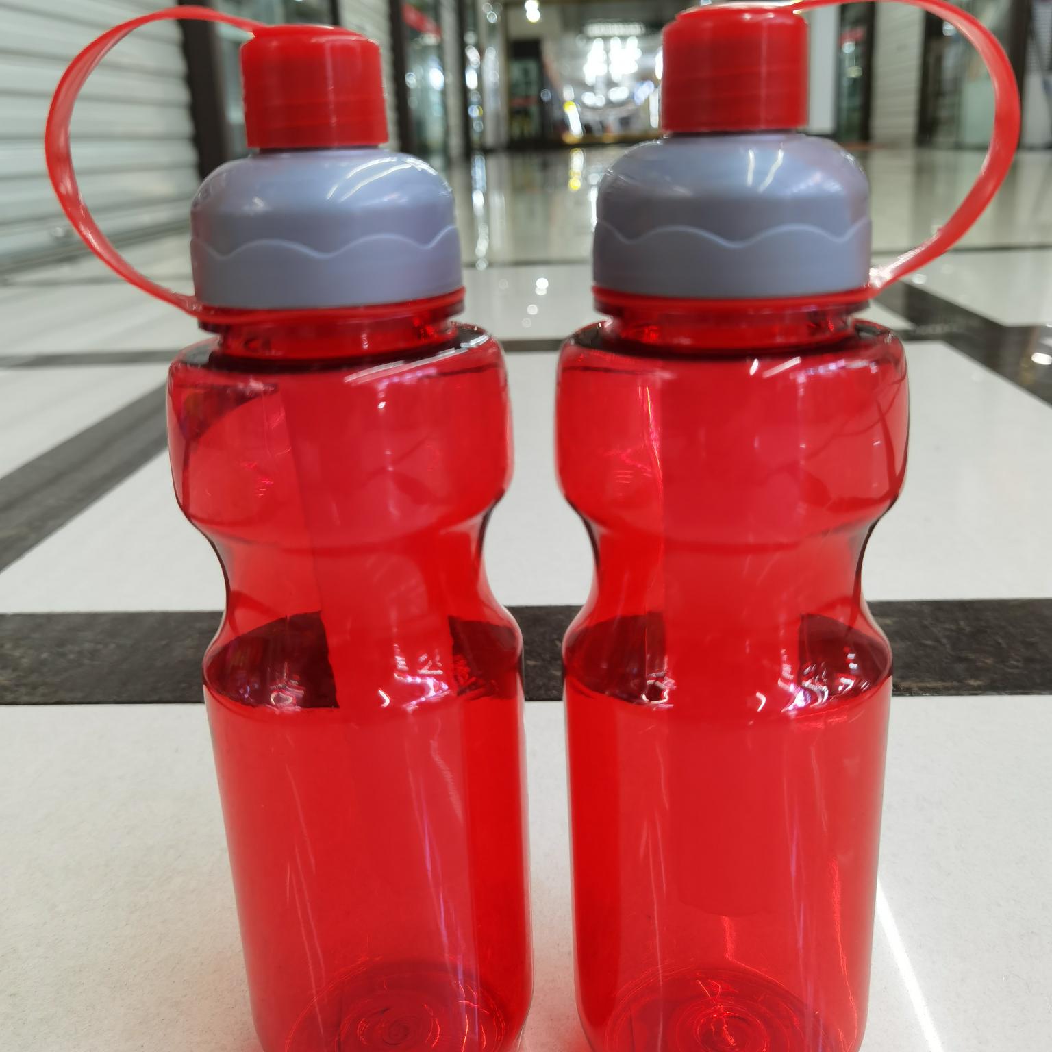 简约冰杯户外手提太空杯创意便携登山运动水壶夏日冰棒杯健身水壶