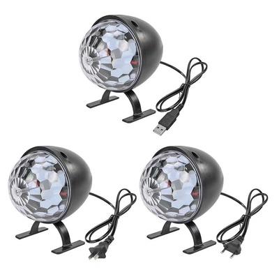 LED直升飞机水晶球