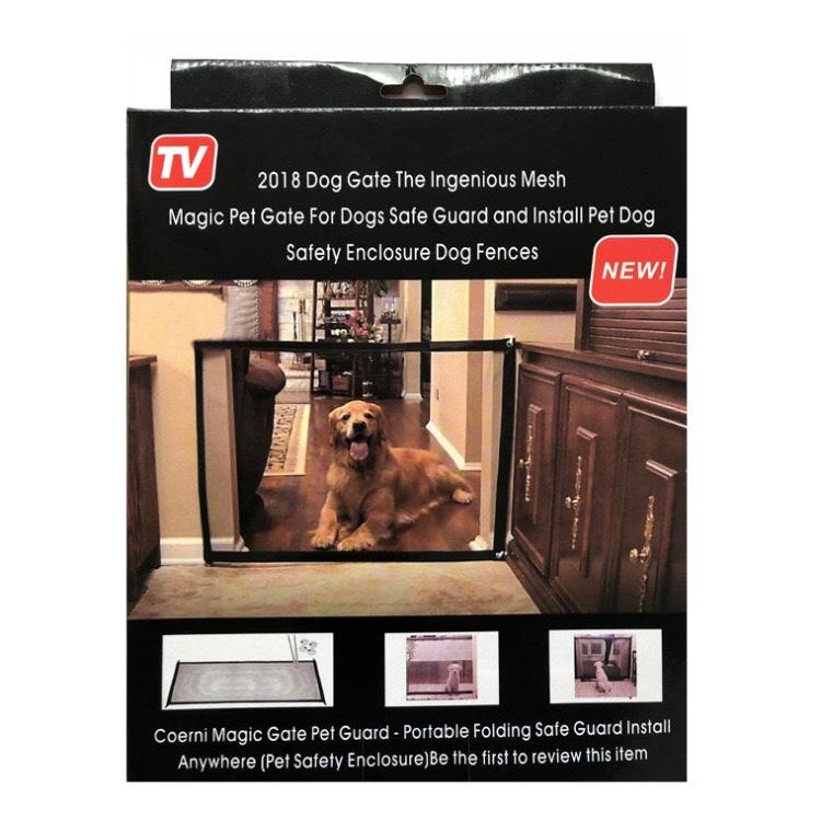 狗狗隔离网Magic-Gate便携折叠式宠物隔离栏狗狗障碍安全防护围栏