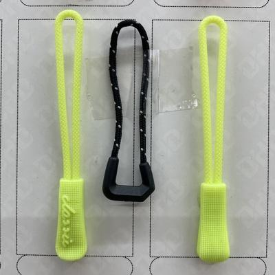 《华典辅料》绳子拉头U型拉链头拉绳环保PU材料