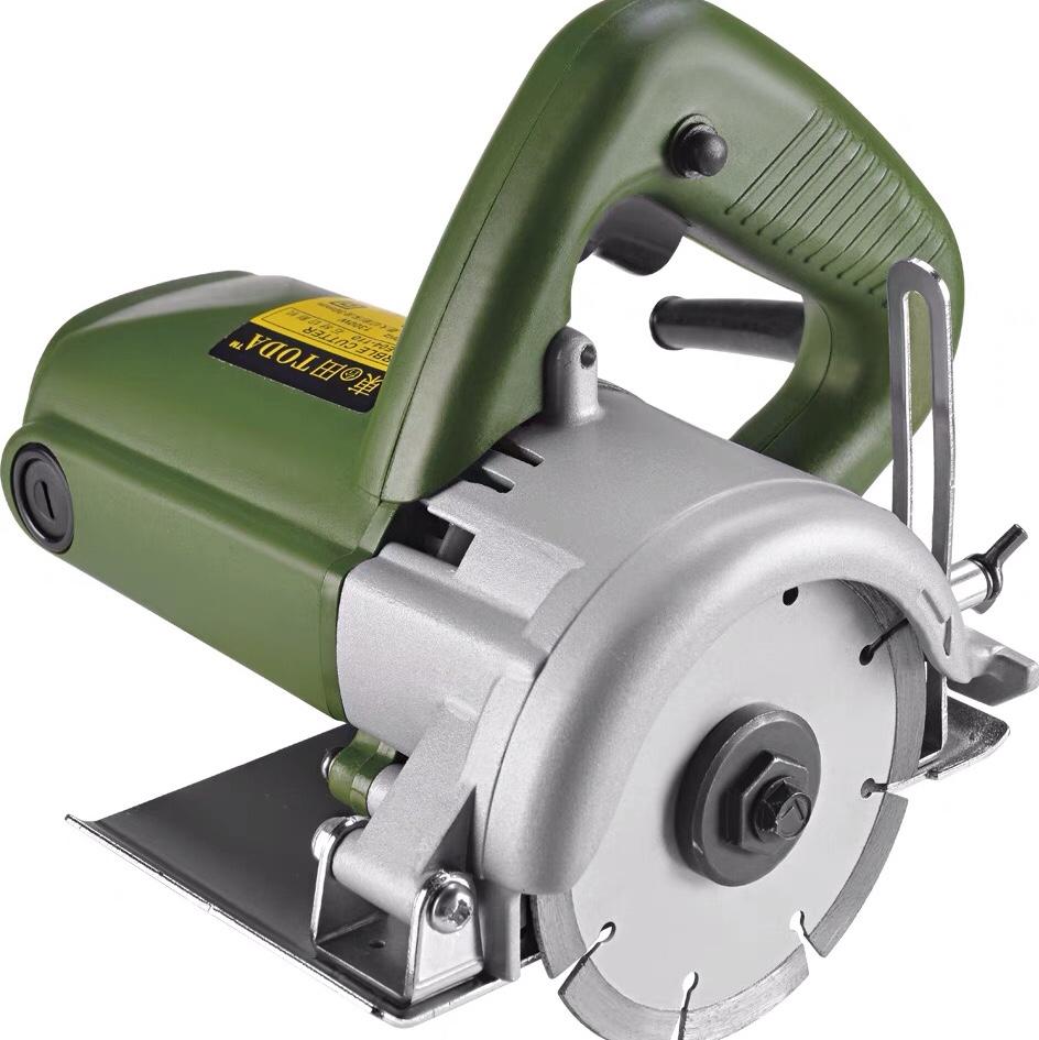 东田雷诺4110石材切割机墙体开槽机4510云石机专利产品东田雷诺